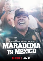 Maradona in Mexiko